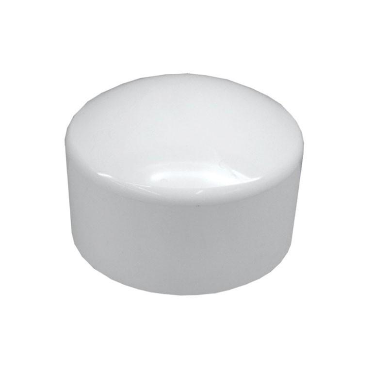 "10"" Schedule 40 PVC Cap - Slip 447-100"