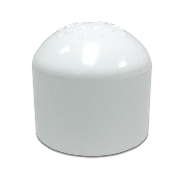 "1-1/2"" Schedule 40 PVC Cap - Slip 447-015"
