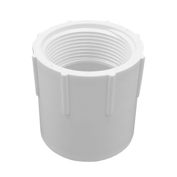 "1-1/2"" Schedule 40 PVC Female Adapter, slip x FPT 435-015"