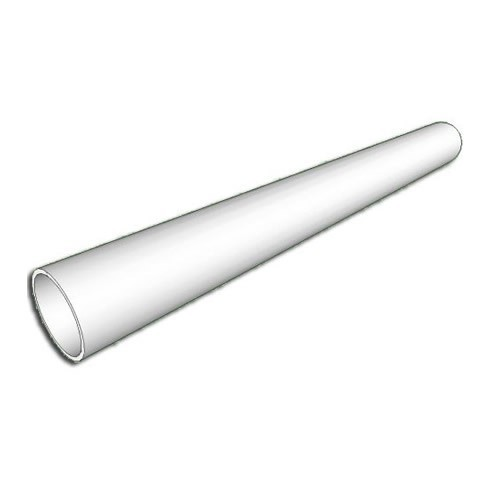 40 pipe plain end PVC - 6""