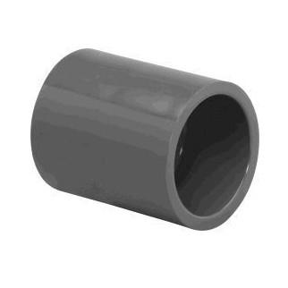 "1-1/4"" Schedule 80 PVC Coupling Slip 829-012"
