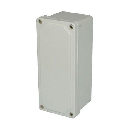 9x4x3 NEMA 4X JUNC Fiberglass Enclosure Lift-Off Screw Cover