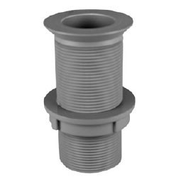 "1-1/2"" ChemDrain CPVC AW Waste Assembly Sink Outlet 11284"
