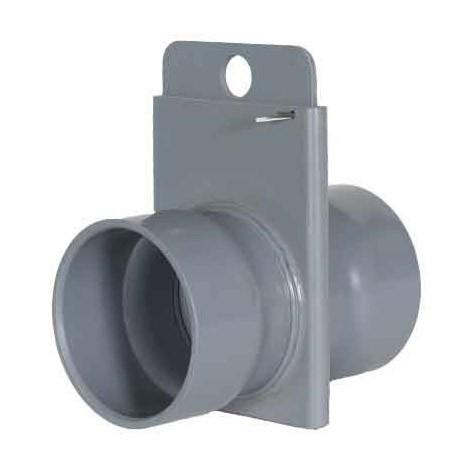 2 inch CPVC Duct Blastgate 1834-BG-02