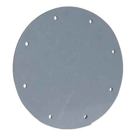 18 inch CPVC Duct Blind Flange 1834-BF-18