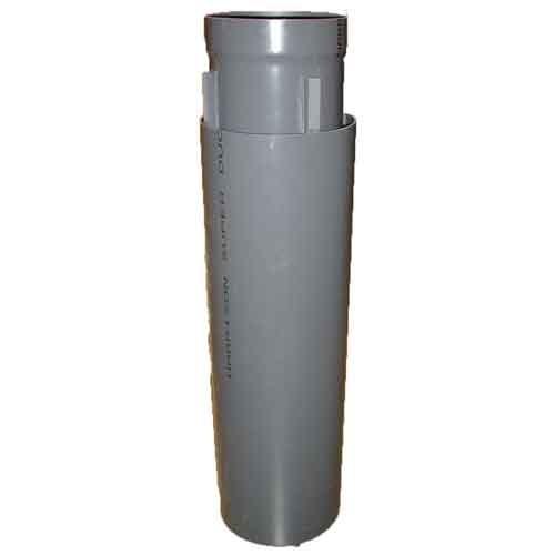 "3"" CPVC Duct Style B Rain Cap 1834-WCB-03"