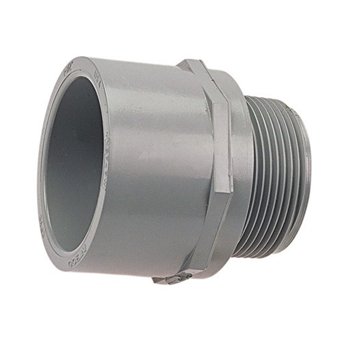 "1"" Schedule 80 CPVC Male Adapter 9836-010"