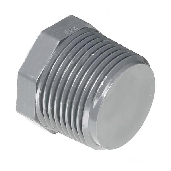 1-1/2 inch Schedule 80 CPVC Plug 9850-015