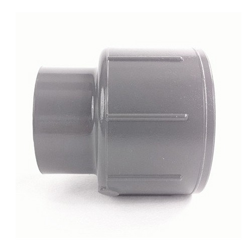 "1-1/2"" x 1"" Schedule 80 CPVC Reducer Coupling 9830-211"