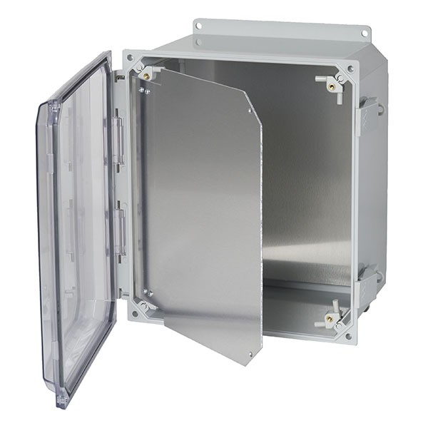 HFPP120 - Aluminum Enclosure Front Panel Kit