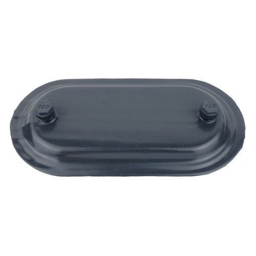 "1-1/2"" Ocal Form 7 Conduit Body Cover - 570F-G"