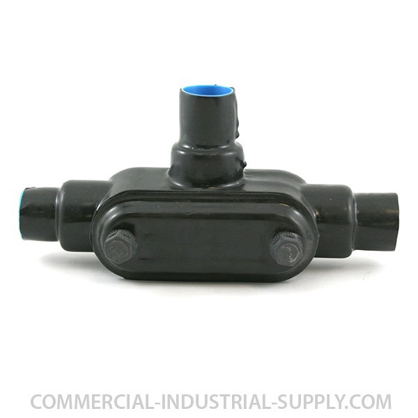 "2-1/2"" Ocal PVC Coated Type T Fitting (Form 8) T78-G"