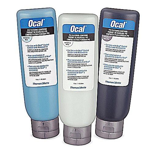 Ocal Heat-Cure Patch - Drak Gray 6oz