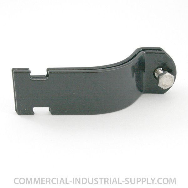 "1/2"" Ocal PVC Coated Strut Pipe Strap - SS1/2-G"