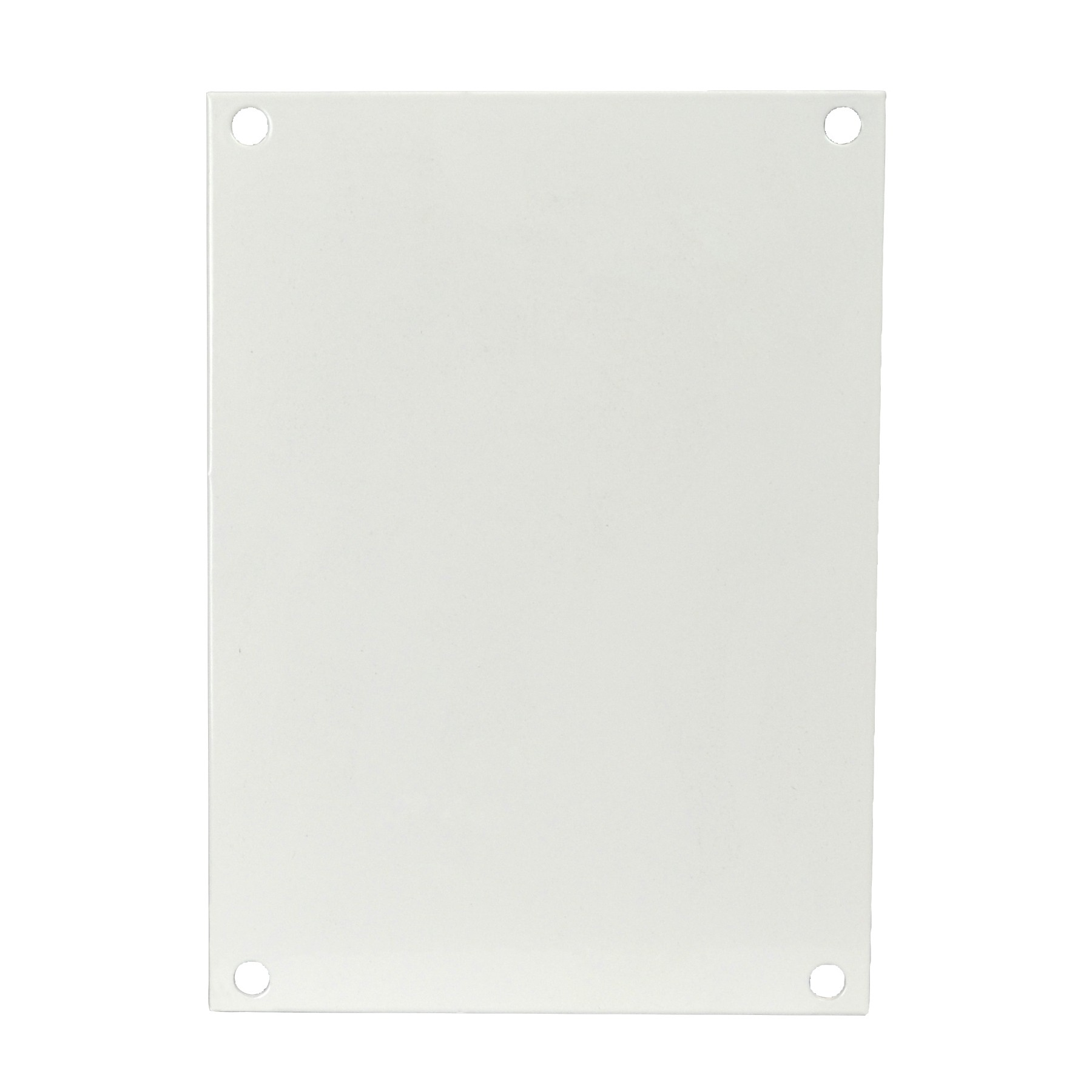 "Carbon Steel Back Panel for 18"" x 16"" Enclosures"