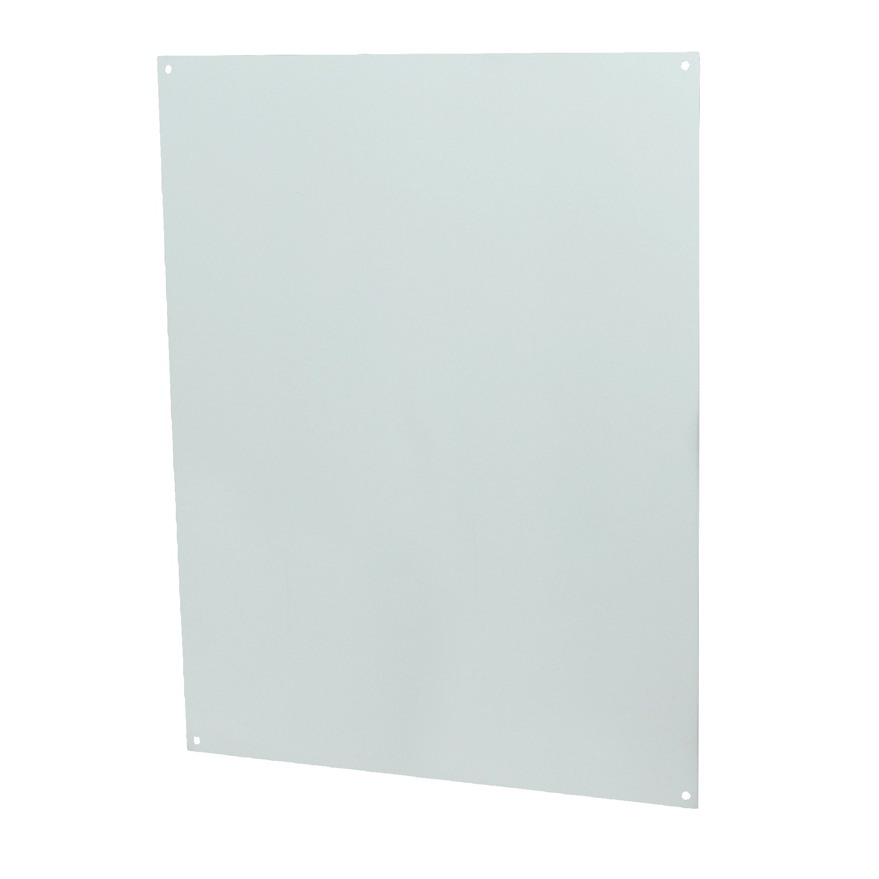 "Carbon Steel Back Panel for 20"" x 16"" Enclosures"