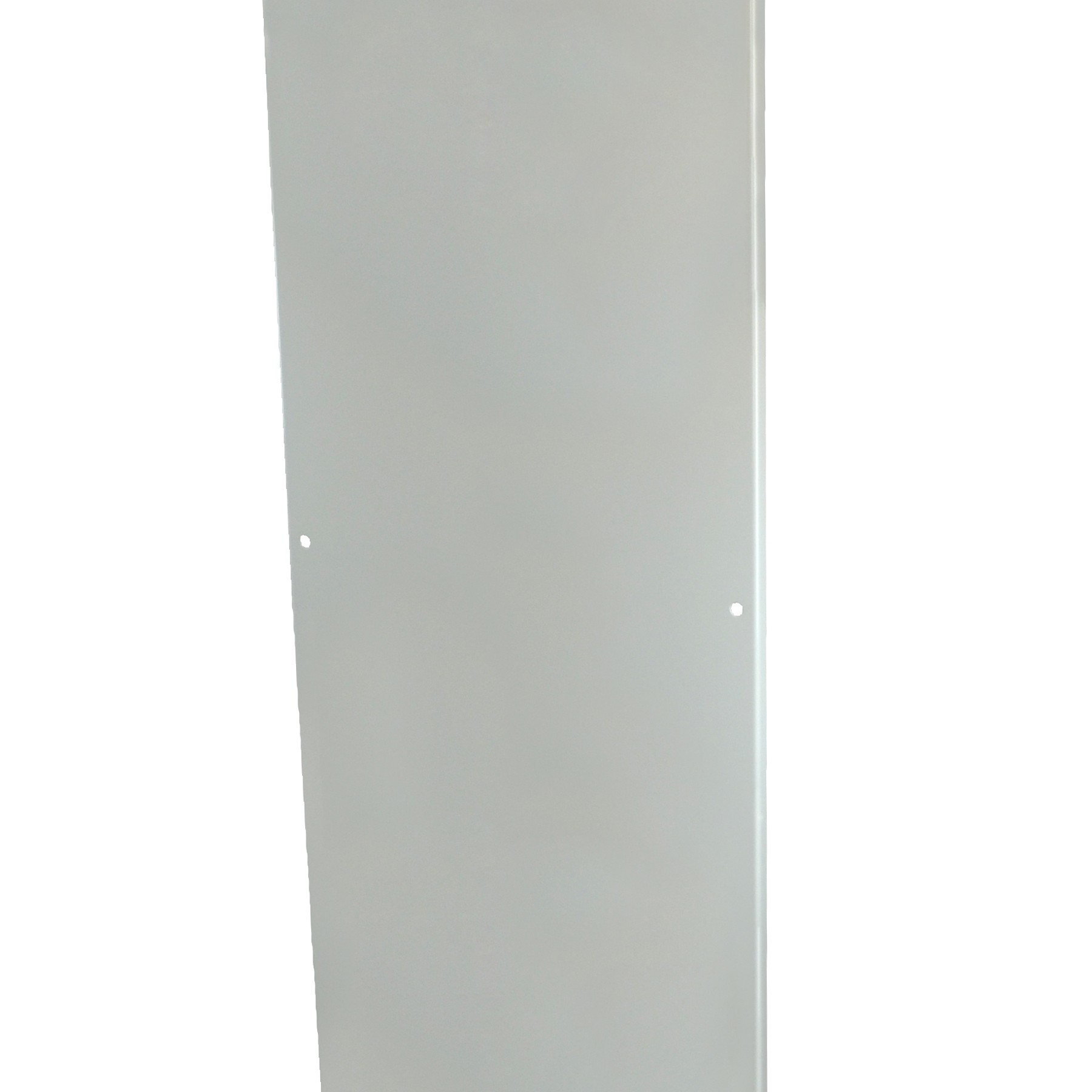 "Carbon Steel Back Panel for 72"" x 25"" Enclosures"