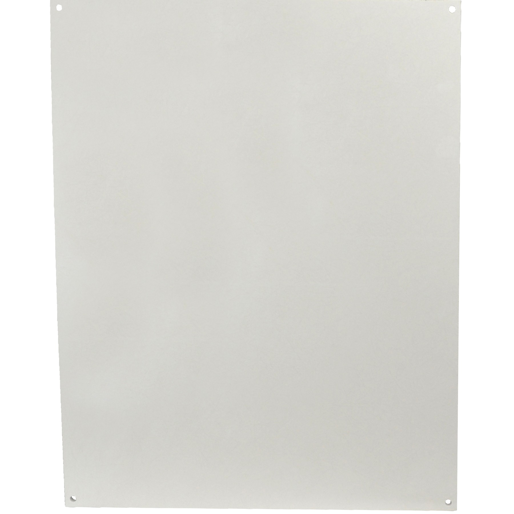 "Fiberglass Back Panel for 20"" x 16"" Enclosures"