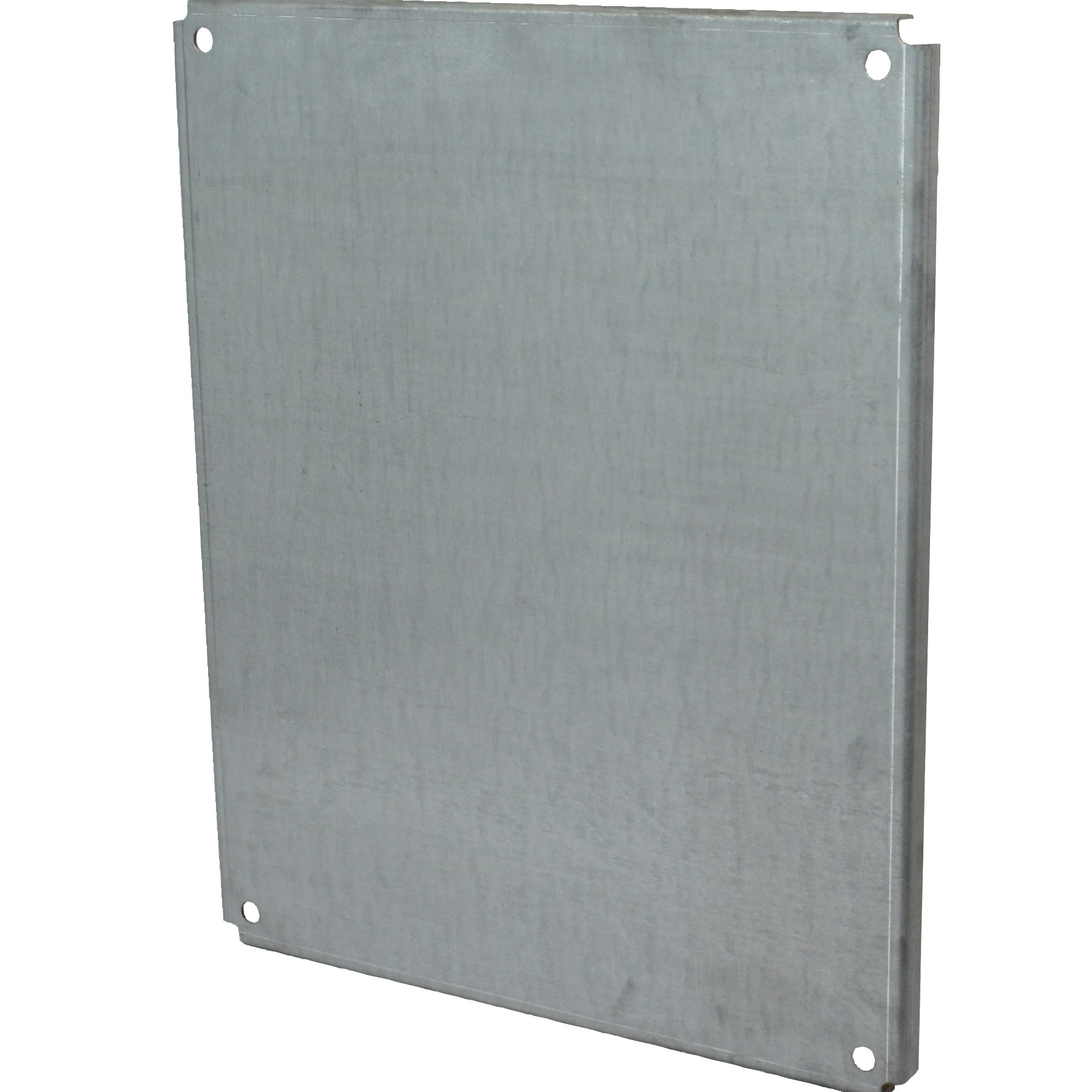 "Galvanized Back Panel for 24"" x 20"" Enclosures"
