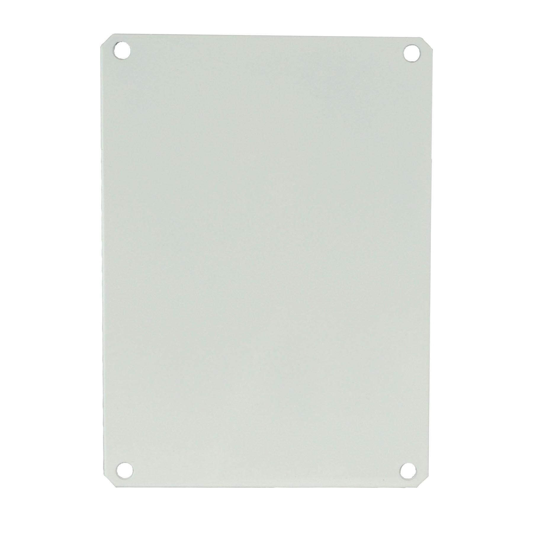 PL108 - Carbon Steel Enclosure Back Panel Kit