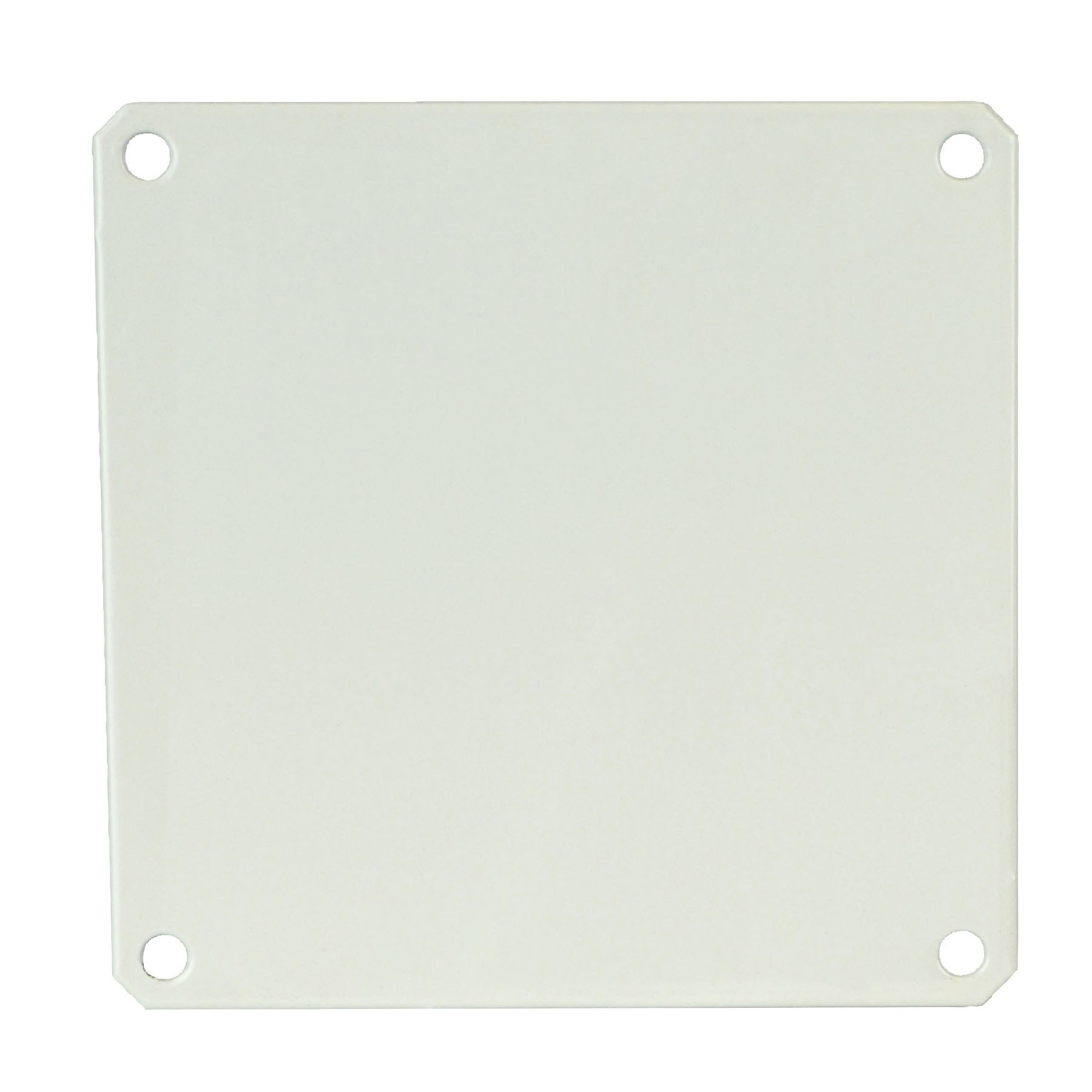 PL66 - Carbon Steel Enclosure Back Panel Kit