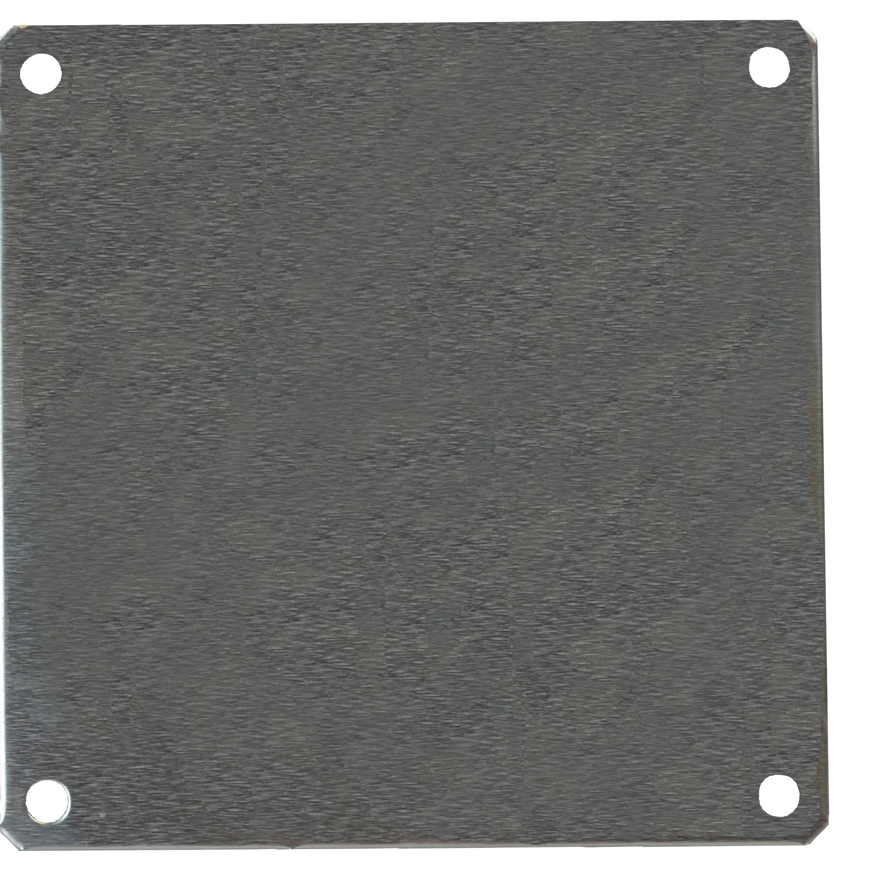 PLA66 - Aluminum Enclosure Back Panel Kit