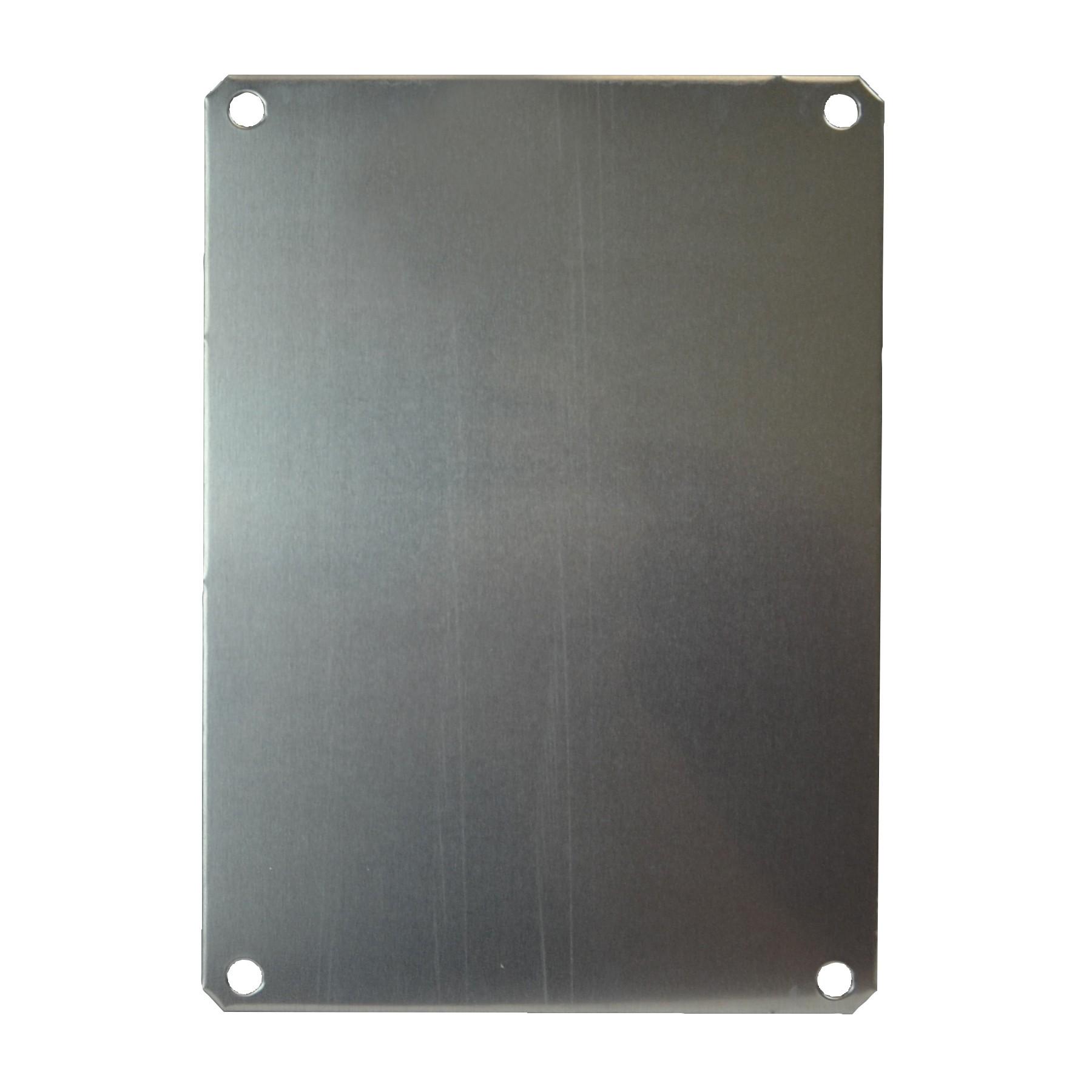 PLA86 - Aluminum Enclosure Back Panel Kit