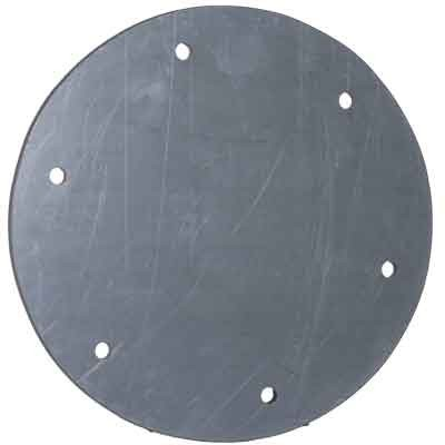 6 inch PVC Duct Blind Flange 1034-BF-06