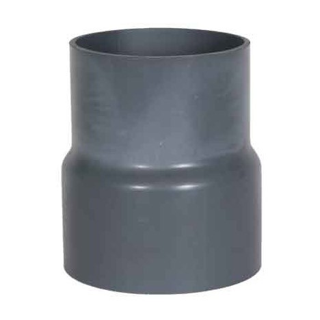 "3"" PVC Duct Flex Hose Adapter (Spigot) 1033-FHA-03"