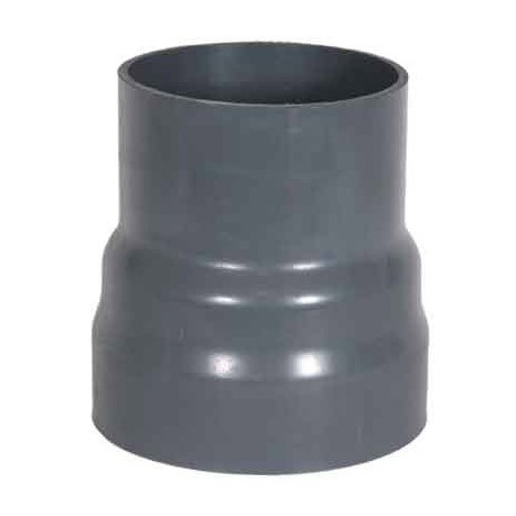 "12"" PVC Duct Flex Hose Adapter (Socket) 1034-FHA-12"