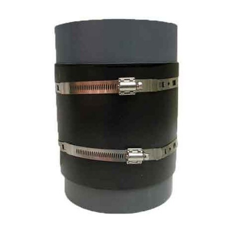"4"" PVC Duct Flexible Duct Coupling 1034-FC-04"