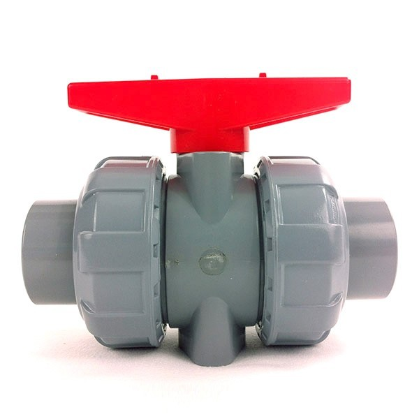 "1-1/2"" CPVC True Union Ball Valve (S x S)"