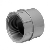 "1-1/2"" ChemDrain CPVC AW Female Adapter 10447"