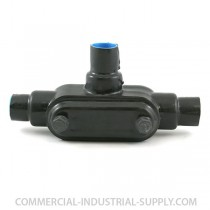"1/2"" Ocal PVC Coated Type T Fitting (Form 8) T18-4X-G"