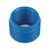 "2-1/2"" x 1-1/4"" Ocal Urethane Coated Reducing Bushing - RE74-G"