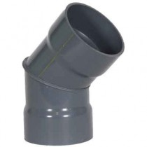 "2"" PVC Duct 45 Degree Elbow 1034-45-02"