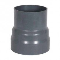 "4"" PVC Duct Flex Hose Adapter (Socket) 1034-FHA-04"