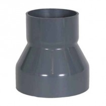 "10 x 8"" PVC Duct Rolled Reducer Coupling 1034-RCR-1008"