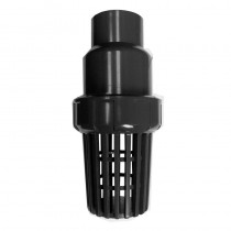 "1/2"" PVC Foot Valve (Socket)"
