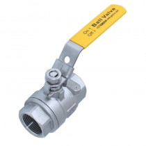 1/2 inch Threaded SS Full Port Ball Valve