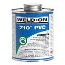 Weld-On 710 Fast Setting PVC Cement