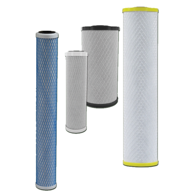 NeoLogic Neo-Pure CT Series Carbon Block Filter Cartridges