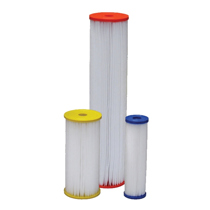 NeoLogic Neo-Pure PS Series Standard Efficiency Pleated Filter Cartridges