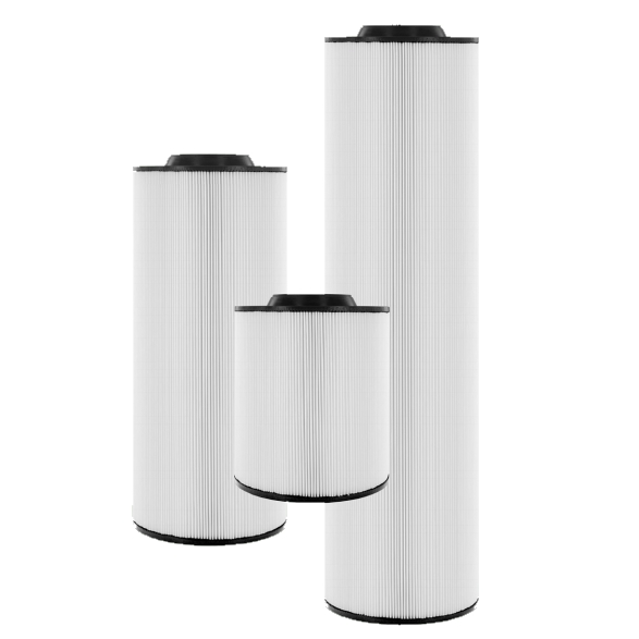 NeoLogic Neo-Pure PSJ Series High Temperature Pleated Synthetic Jumbo Filter Cartridges