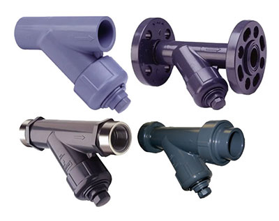 Spears Y-Strainers
