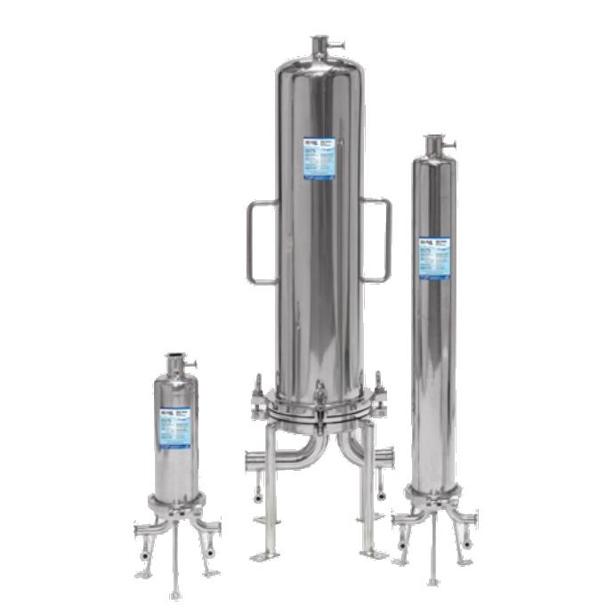 NeoLogic Neo-Pure SRA Series Sanitary Filter Housings