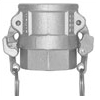 Camlock Metal Fittings