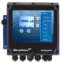 PULSAFEEDER MicroVision EX Cooling Tower Controller