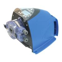 PULSAFEEDER Chem-Tech Series XPV Electronic Metering Pump