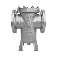 Titan BS 85-SS Stainless Steel Basket Strainer
